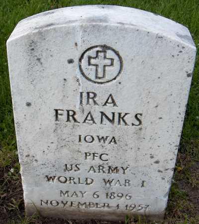 FRANKS, IRA - Linn County, Iowa | IRA FRANKS