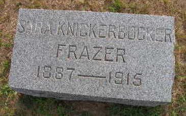 KNICKERBOCKER FRAZER, SARA - Linn County, Iowa | SARA KNICKERBOCKER FRAZER