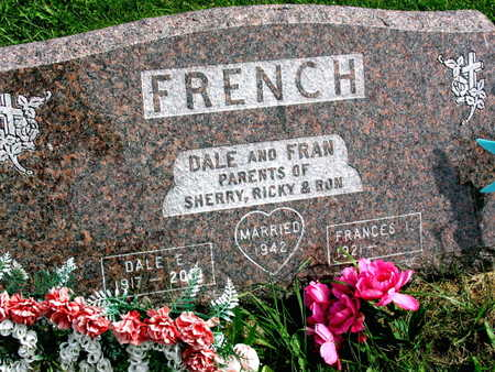 FRENCH, DALE E. - Linn County, Iowa | DALE E. FRENCH