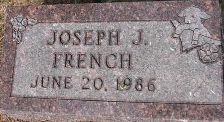 FRENCH, JOSEPH J. - Linn County, Iowa | JOSEPH J. FRENCH