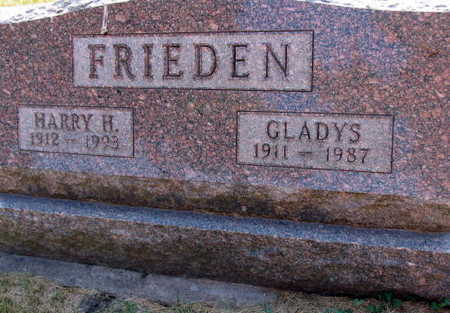 FRIEDEN, HARRY H. - Linn County, Iowa | HARRY H. FRIEDEN