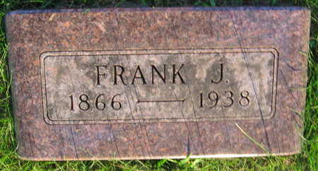 FRYCEK, FRANK J. - Linn County, Iowa | FRANK J. FRYCEK