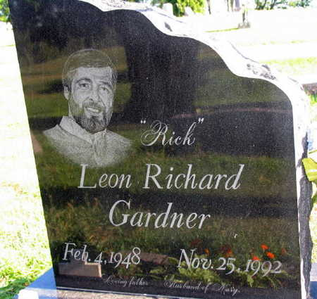 GARDNER, LEON RICHARD