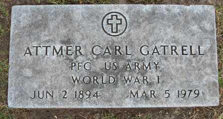 GATRELL, ATTMER CARL - Linn County, Iowa | ATTMER CARL GATRELL
