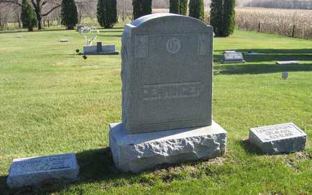 GEHRINGER, FAMILY STONE - Linn County, Iowa | FAMILY STONE GEHRINGER