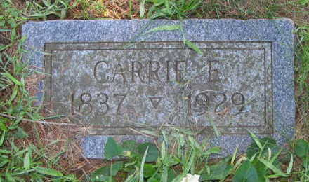 GIDDINGS, CARRIE E. - Linn County, Iowa | CARRIE E. GIDDINGS