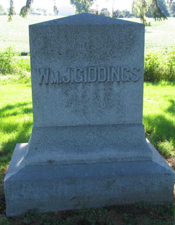GIDDINGS, WM J. - Linn County, Iowa | WM J. GIDDINGS