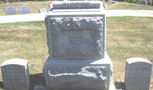 GIFFEN MONUMENT, THOMAS M. - Linn County, Iowa | THOMAS M. GIFFEN MONUMENT
