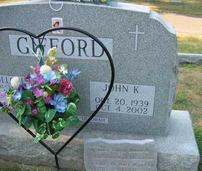 GIFFORD, JOHN K. - Linn County, Iowa | JOHN K. GIFFORD