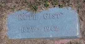 GIST, RUTH - Linn County, Iowa | RUTH GIST