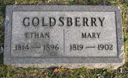 GOLDSBERRY, ETHAN - Linn County, Iowa | ETHAN GOLDSBERRY