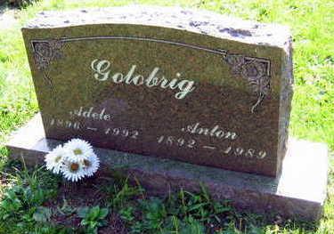 GOLOBRIG, ANTON - Linn County, Iowa | ANTON GOLOBRIG