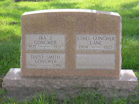SMITH GONGWER, DAISY - Linn County, Iowa | DAISY SMITH GONGWER