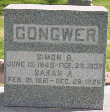 GONGWER, SARAH A. - Linn County, Iowa | SARAH A. GONGWER