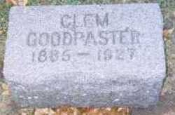 GOODPASTER, CLEM - Linn County, Iowa | CLEM GOODPASTER