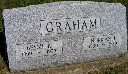 GRAHAM, BESSIE K. - Linn County, Iowa | BESSIE K. GRAHAM
