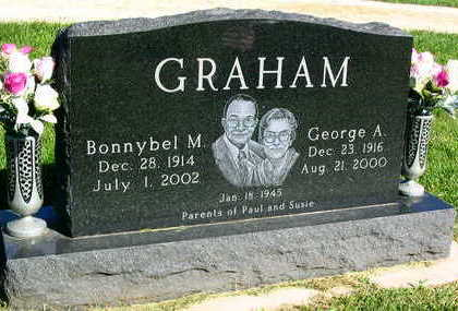 GRAHAM, BONNYBEL M. - Linn County, Iowa | BONNYBEL M. GRAHAM