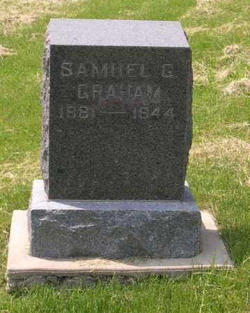 GRAHAM, SAMUEL G. - Linn County, Iowa | SAMUEL G. GRAHAM