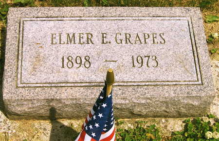 GRAPES, ELMER E. - Linn County, Iowa | ELMER E. GRAPES