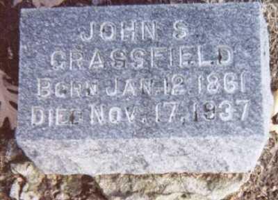 GRASSFIELD, JOHN S. - Linn County, Iowa | JOHN S. GRASSFIELD