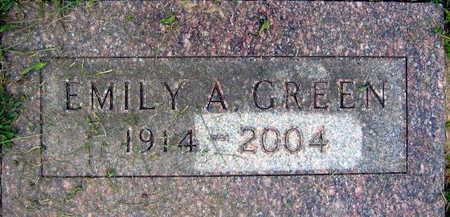 GREEN, EMILY A. - Linn County, Iowa | EMILY A. GREEN