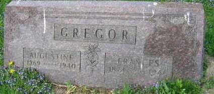 GREGOR, FRANCES - Linn County, Iowa | FRANCES GREGOR