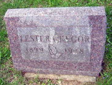 GREGOR, LESTER - Linn County, Iowa | LESTER GREGOR