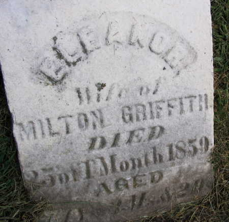 GRIFFITH, ELEANOR - Linn County, Iowa | ELEANOR GRIFFITH