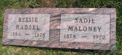 MALONEY, SADIE - Linn County, Iowa | SADIE MALONEY