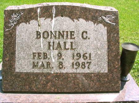 HALL, BONNIE C. - Linn County, Iowa | BONNIE C. HALL