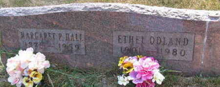 ODLAND, ETHEL - Linn County, Iowa | ETHEL ODLAND