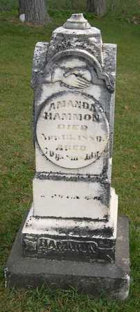 HAMMON, AMANDA - Linn County, Iowa   AMANDA HAMMON