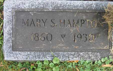 HAMPTON, MARY S. - Linn County, Iowa | MARY S. HAMPTON