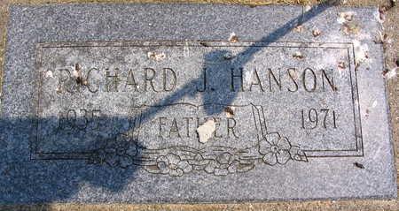 HANSON, RICHARD J. - Linn County, Iowa | RICHARD J. HANSON