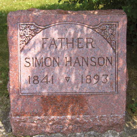 HANSON, SIMON - Linn County, Iowa | SIMON HANSON
