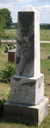 HANUS, FAMILY STONE - Linn County, Iowa | FAMILY STONE HANUS