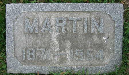 HANZLIK, MARTIN - Linn County, Iowa | MARTIN HANZLIK