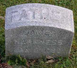 HARKNESS, JAMES - Linn County, Iowa | JAMES HARKNESS