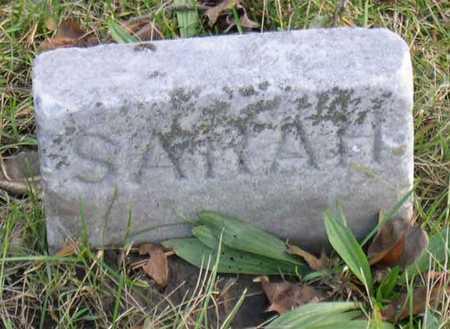 HARKNESS, SARAH - Linn County, Iowa   SARAH HARKNESS