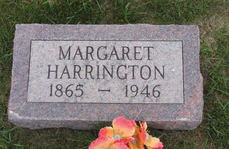 HARRINGTON, MARGARET - Linn County, Iowa | MARGARET HARRINGTON