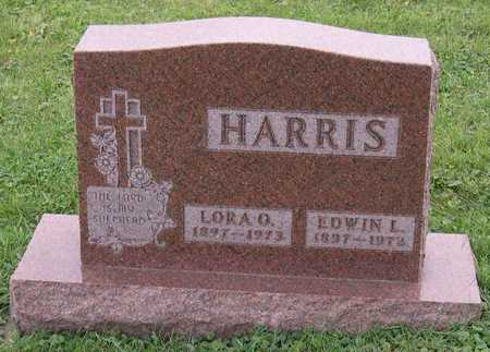 HARRIS, LORA O. - Linn County, Iowa | LORA O. HARRIS
