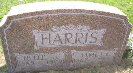 HARRIS, JAMES E. - Linn County, Iowa | JAMES E. HARRIS