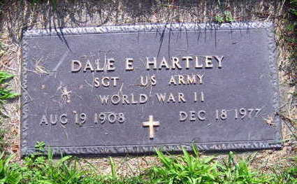 HARTLEY, DALE E. - Linn County, Iowa | DALE E. HARTLEY