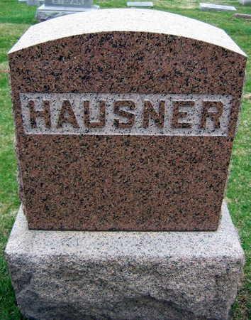 HAUSNER, FAMILY STONE - Linn County, Iowa | FAMILY STONE HAUSNER
