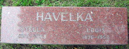 HAVELKA, STELLA - Linn County, Iowa | STELLA HAVELKA