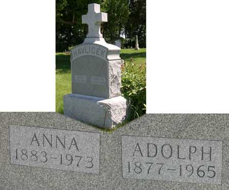 HAVLICEK, ANNA - Linn County, Iowa | ANNA HAVLICEK