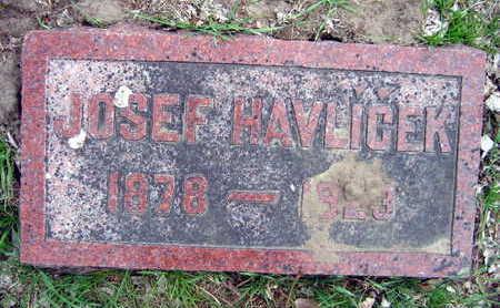 HAVLICEK, JOSEF - Linn County, Iowa | JOSEF HAVLICEK
