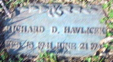 HAVLICEK, RICHARD D. - Linn County, Iowa | RICHARD D. HAVLICEK