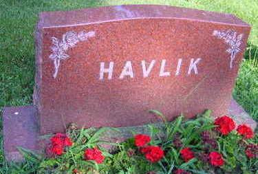 HAVLIK, FAMILY STONE - Linn County, Iowa | FAMILY STONE HAVLIK