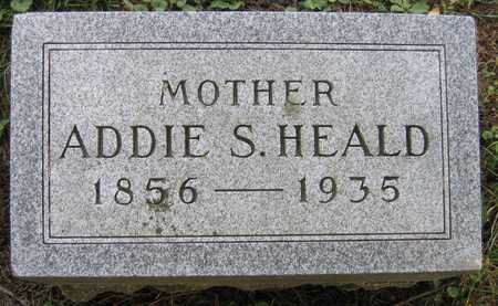 HEALD, ADDIE S. - Linn County, Iowa | ADDIE S. HEALD